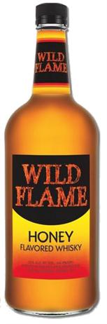 Wild Flame Whisky Honey